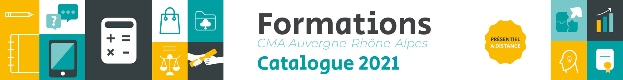 catalogue formations 2021 CMA Auvergne-Rhône-Alpes