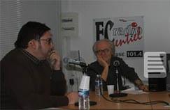 "Miniature de l'émission FC Radio ""AGORA"" : Vincent GAUD face à Jean-Marc PERRAT,Nicolas BERNARDet Didier POBEL"