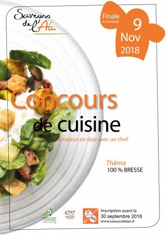 Concours Cuisine 2018 Chambre De Metiers Et De L Artisanat De L Ain