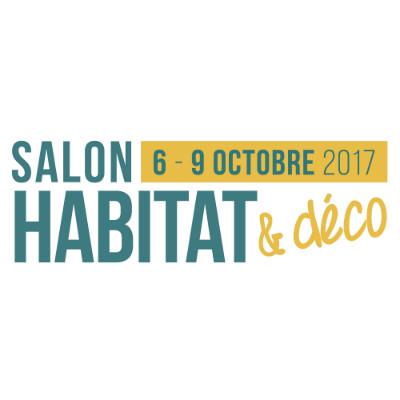 Affiche du salon de l'Habitat 2017 à Bourg en Bresse, organisé par la Chambre de Métiers et de l'Artisanat de l'Ain