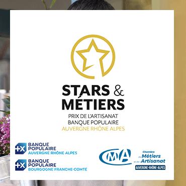 Stars et métiers CMA 01